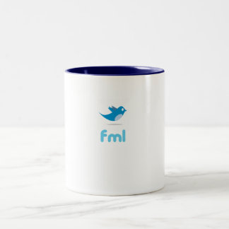 "Twitter ""FML"" Mug"