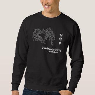 two black capoeira sweatshirt