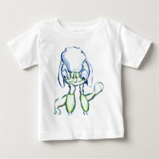 Two Bodies One Head Baby T-Shirt
