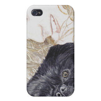 'Two Cute' iPhone 4 Case