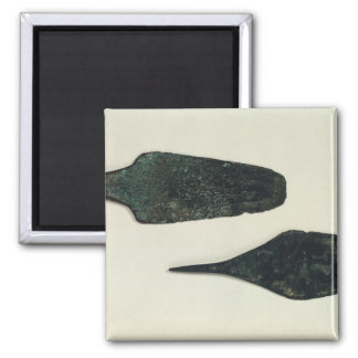 Two daggers, 2000-1800 BC Magnet