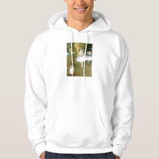 Two Dancers - Japanese Chin (L1) Hoodie