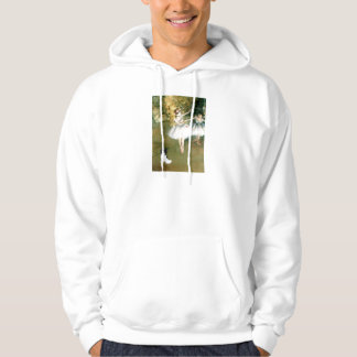 Two Dancers - Papillon 1 Hoodie