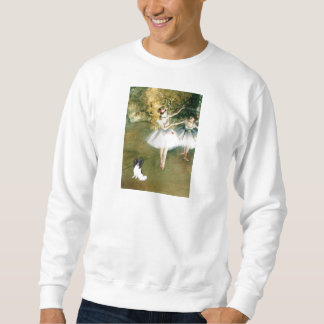 Two Dancers - Papillon 1 Sweatshirt