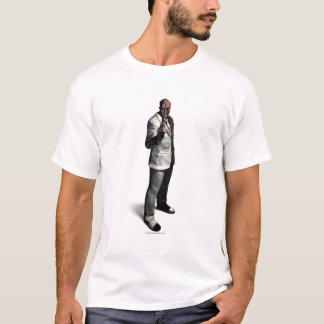 Two-Face Color T-Shirt