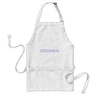 two fish standard apron