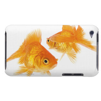 Two Goldfish Crossing Each Other iPod Touch Covers