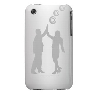 Two Good Heads iPhone 3/3G Case iPhone 3 Cases