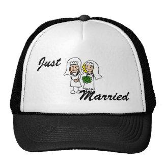Two Little Brides Cap