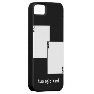 Two of a Kind Case iPhone 5 Cases