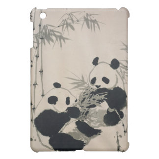 Two Pandas iPad Mini Case