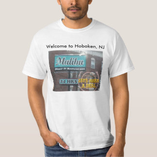 Two sided- Malibu Diner/Pay-To-Play Tour 2009.. T-Shirt