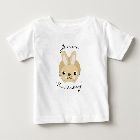 Two today Bunny T-Shirt