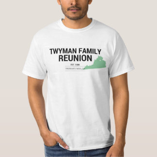 Twyman Family Reunion T-Shirt