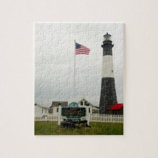 Tybee Island Lighthouse Station Puzzle