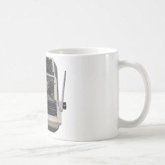 Typewriter Basic White Mug