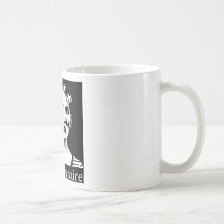 Typewriter Revolutionary Basic White Mug