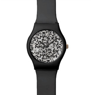 Typography Watch