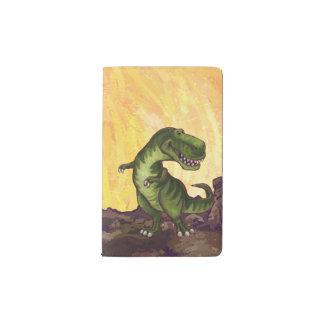 Tyrannosaurus Gifts & Accessories Pocket Moleskine Notebook