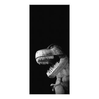 Tyrannosaurus Rex Personalized Rack Card