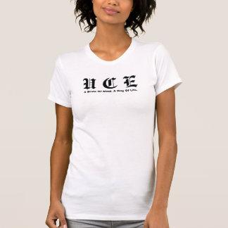 U C E, A State Of Mind. A Way Of Life(Ladies Tank) Tshirt