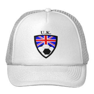 U.K. Soccer Cap