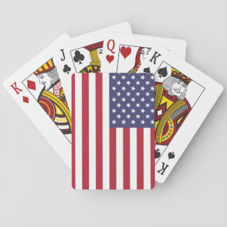 U.S. Flag  Playing Cards