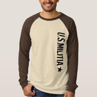 U.S. Militia T-Shirt