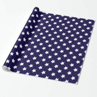 U.S. Patriotic Celebration of National Holidays Wrapping Paper