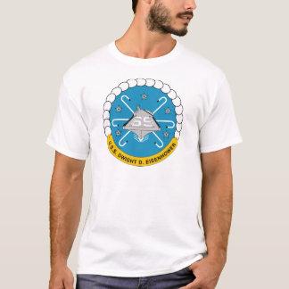 U.S.S. Dwight D. Eisenhower - Crest T-Shirt