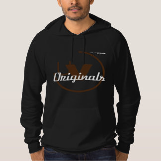 U&V Originals (BR) Fleece Hoodie by Ugo & Vittore