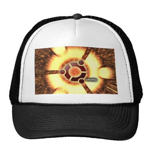 Ubuntu Trucker Hats