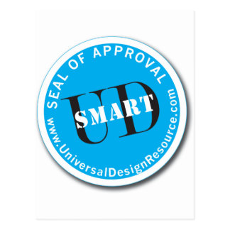 UD-Smart Seal of Approval Post Card