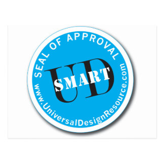 UD-Smart Seal of Approval Postcard