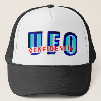 UFO Confidential Trucker Hat