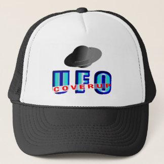 UFO Coverup Trucker Hat