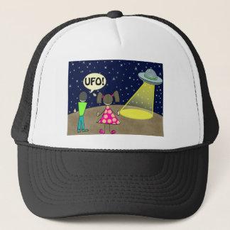 ufo trucker hat