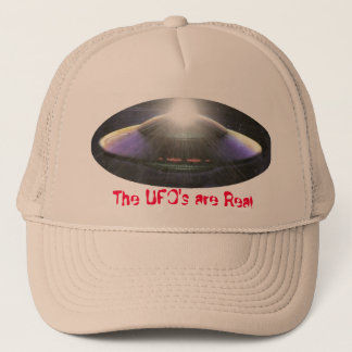 """""""UFO's are Real"""" Hat"""