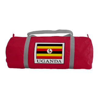 Uganda Gym Duffel Bag