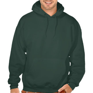 Ugly Christmas Sweater Hooded Pullover