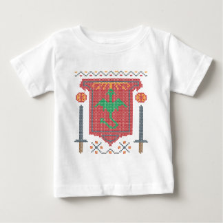 Ugly Sweater Fire Breathing Dragon Tee Shirt