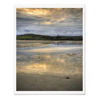 Uig Sands Outer Hebrides Photo Print