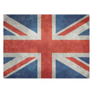 UK British Union Jack flag retro style tablecloth