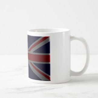 UK Flag Basic White Mug