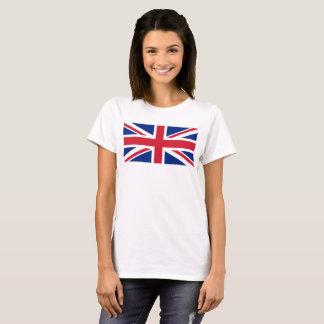 UK Union Jack flag 1:2 scale T-Shirt