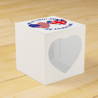 UK USA Country Heritage Favour Box