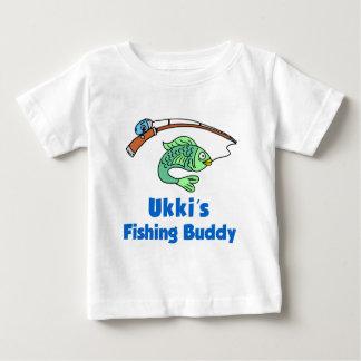 Ukki's Fishing Buddy T Shirts