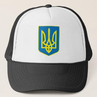 Ukraine Coat of Arms Hat