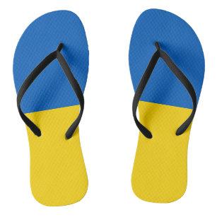 Ukraine Flag Jandals