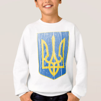 Ukraine Lesser Coat Of Arms Sweatshirt